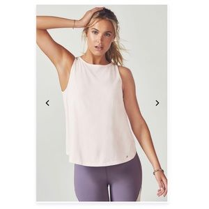 Fabletics Open Back Tank